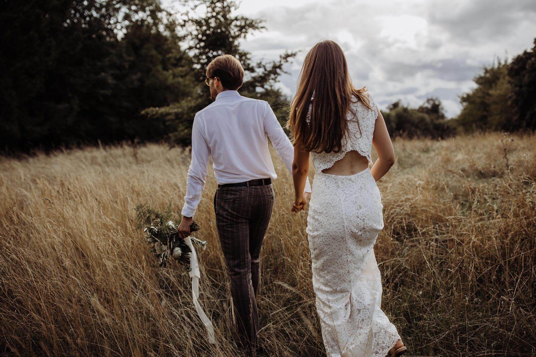 outdoor wedding Cambridge