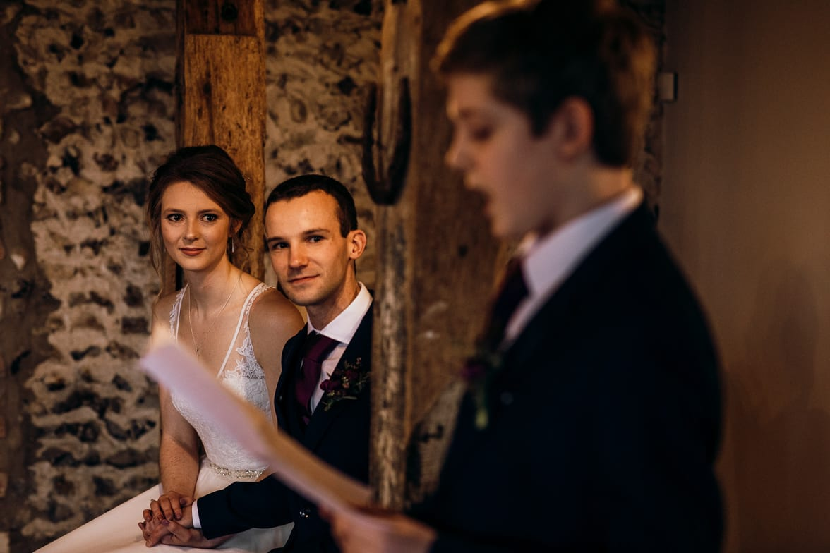 The Granary Estate wedding