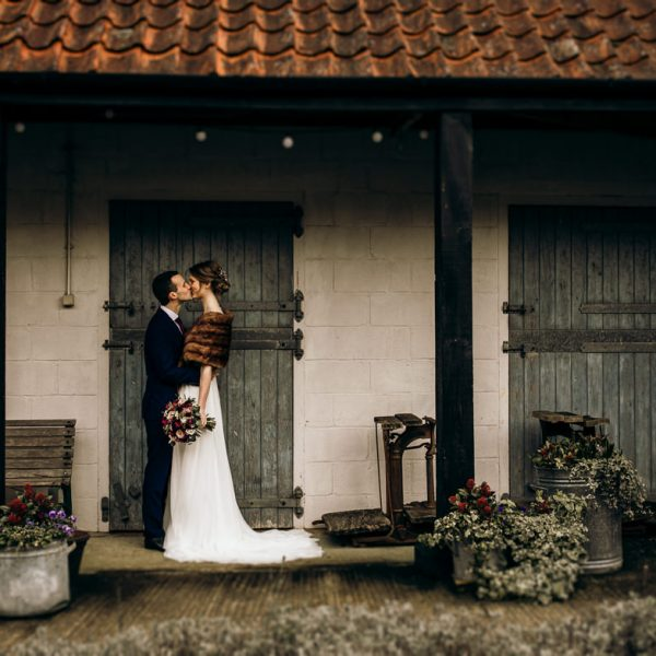 Granary Estates - Jenny & James