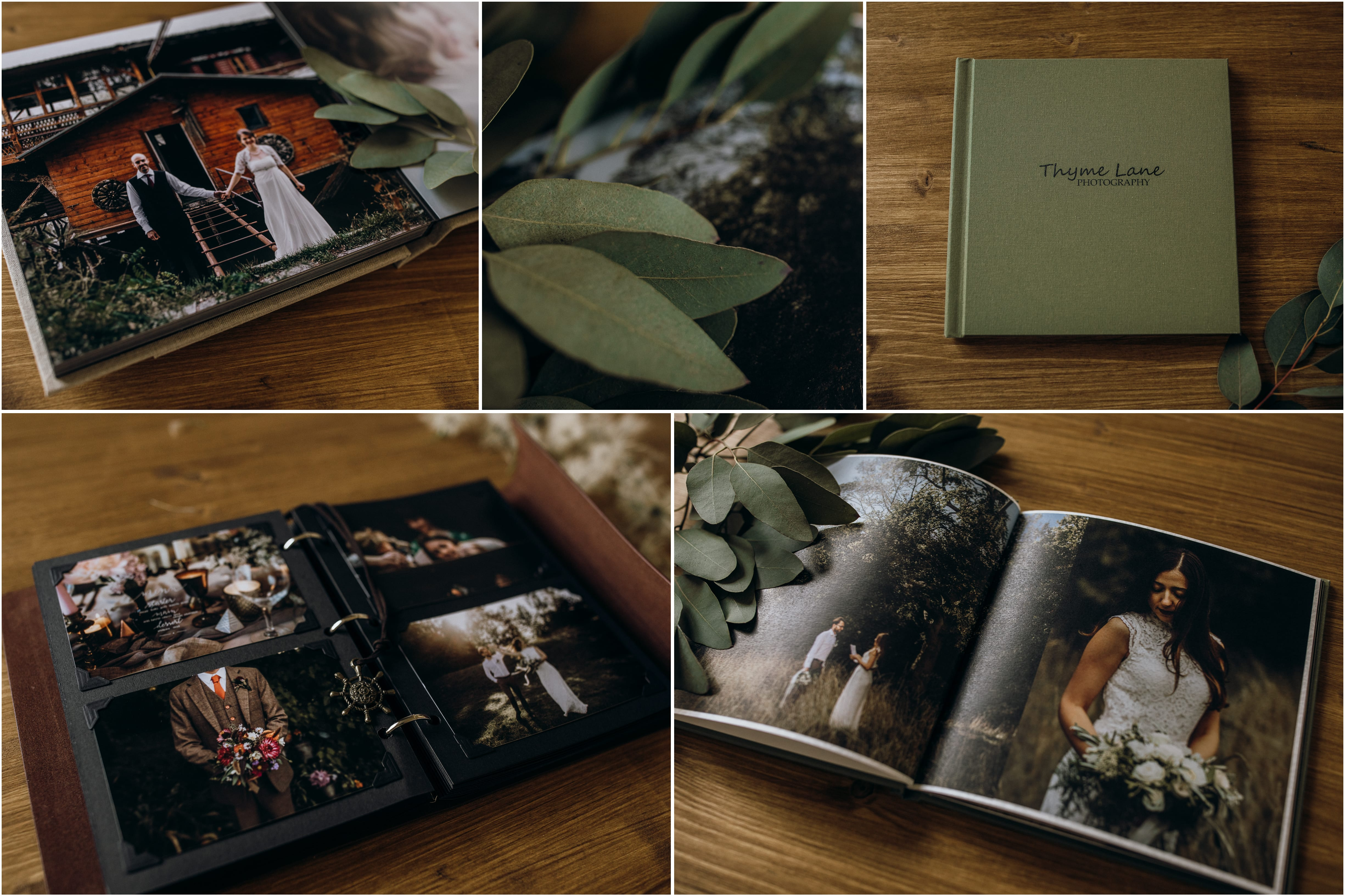 Albums Thyme Lane Photography