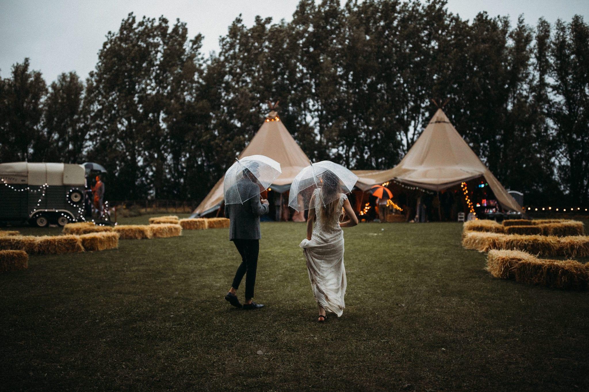 Horsley Hale Farm wedding