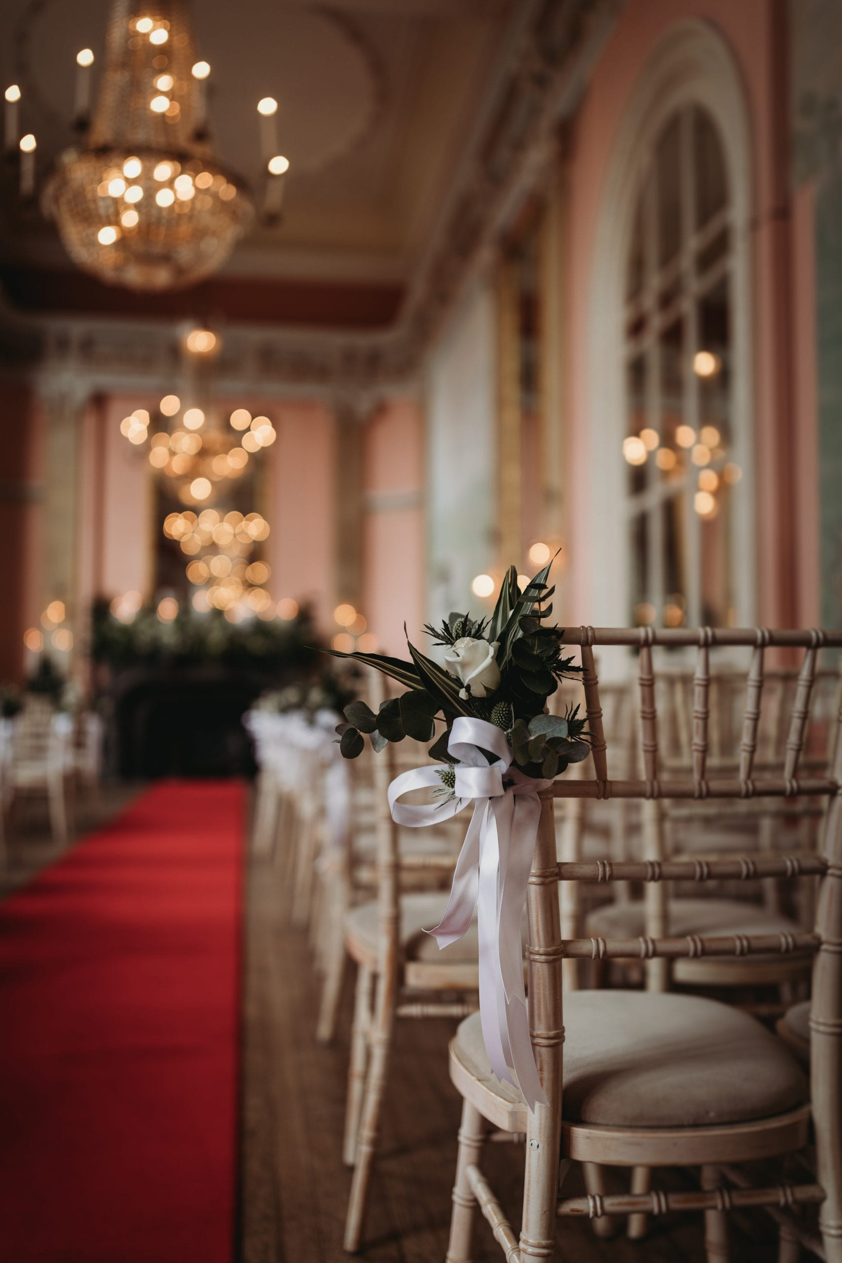 Ceremony room details