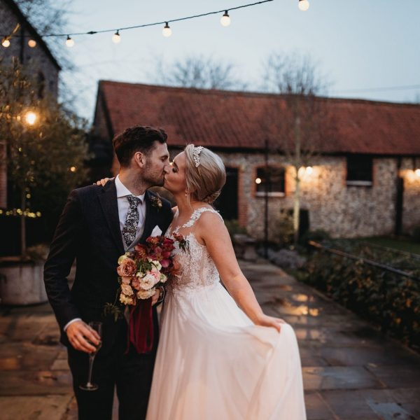 Granary Estates intimate wedding