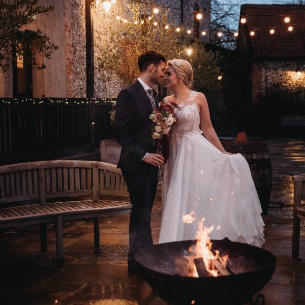 Granary Estates intimate wedding